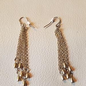 Jewelry - Earrings Gold dangling